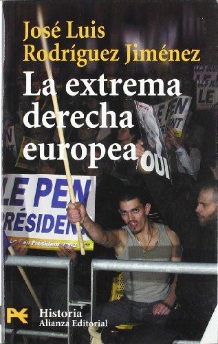 9788420656502: La extrema derecha europea (El Libro De Bolsillo - Historia)