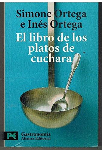 9788420656540: Libro de los platos de cuchara, el (Libro De Bolsillo, El)