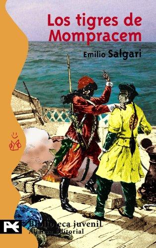 9788420656632: Los tigres de Mompracem (El Libro De Bolsillo - Bibliotecas Temáticas - Biblioteca Juvenil)
