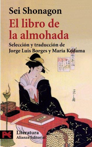 9788420656748: El libro de la almohada / The Pillow Book of Sei Shonagon (Literatura/ Literature) (Spanish Edition)