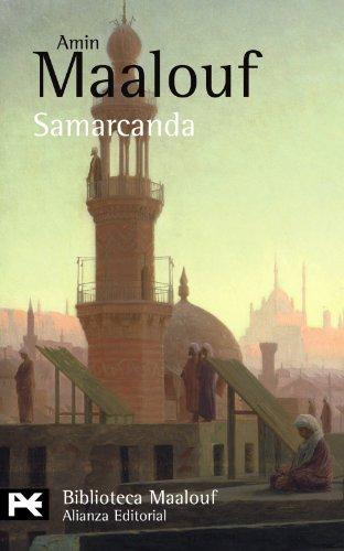 9788420656878: Samarcanda (El Libro De Bolsillo - Bibliotecas De Autor - Biblioteca Maalouf)
