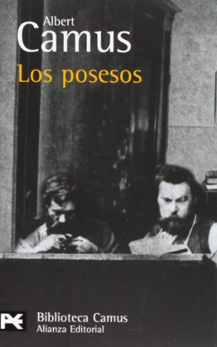 Los posesos / The Possessed: Obra Teatral En Tres Partes (El Libro De Bolsillo) (Spanish ...