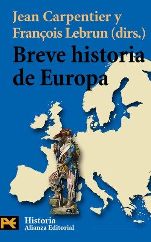 9788420657233: Breve historia de Europa (El Libro De
