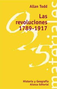9788420657585: Las revoluciones 1789-1917 / The Revolutions 1789-1917 (El Libro Universitario. Materiales) (Spanish Edition)