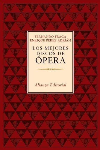 9788420657813: Los mejores discos de opera / Best Albums of Opera (Libros Singulares) (Spanish Edition)