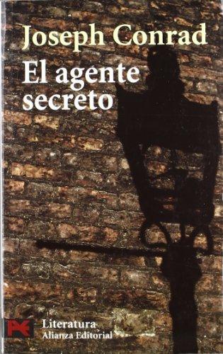 9788420657882: El agente secreto: Un relato sencillo (El Libro De Bolsillo - Literatura)