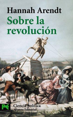 9788420658063: Sobre la revolucion / On Revolution (Ciencias Sociales) (Spanish Edition)