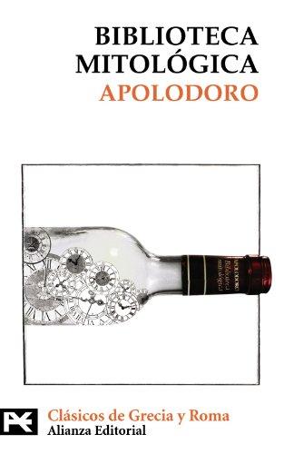9788420658087: Biblioteca mitologica/ Mythological Library (Spanish Edition)
