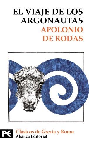 9788420658100: El Viaje de los Argonautas / The Journey of the Argonauts (Biblioteca Tematica / Thematic Library) (Spanish Edition)