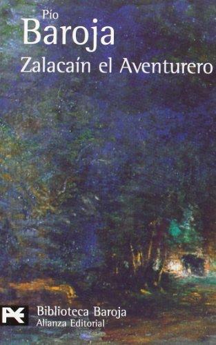 9788420658117: Zalacain el aventurero / Zalacain, the Adventurer (Spanish Edition)