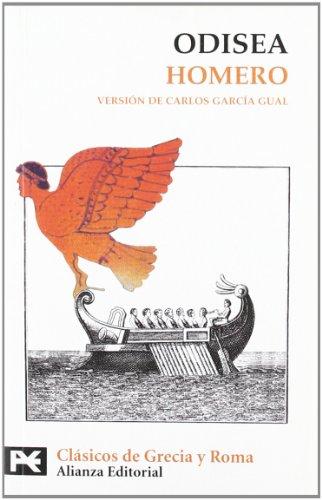 Odisea (Biblioteca Tematica / Subject Library) (Spanish: Homero