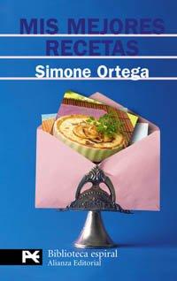 9788420658230: Mis mejores recetas (El Libro De Bolsillo - Biblioteca Espiral)
