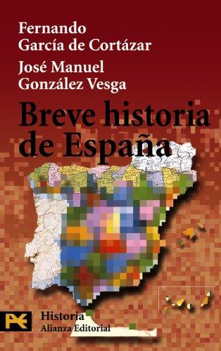 9788420658308: Breve historia de España (El Libro De Bolsillo - Historia)
