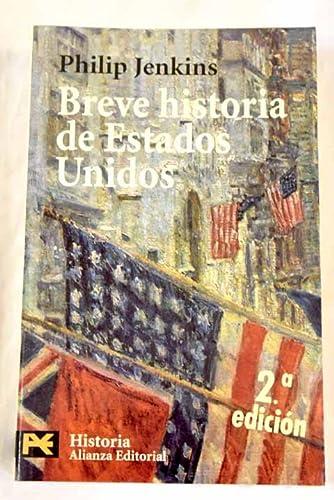 9788420658438: Breve historia de estados unidos: 4233 (Alianza Bolsillo Nuevo)