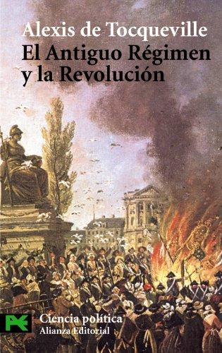9788420658612: El Antiguo Régimen y la Revolución (El Libro De Bolsillo - Ciencias Sociales)