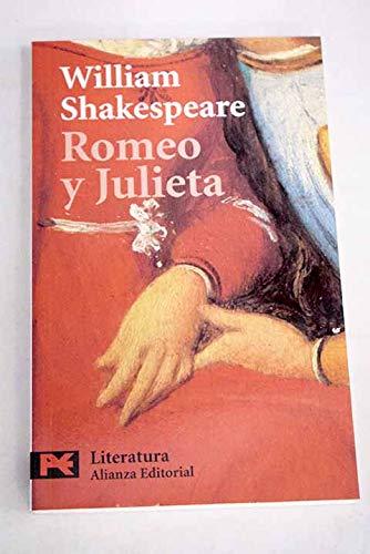 9788420658735: 5667: Romeo y julieta (Literatura Alianza Editorial)