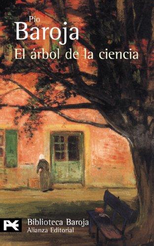 Pio baroja abebooks for El arbol de la ciencia