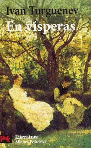 9788420658841: En visperas / On the Eve (El Libro De Bolsillo)