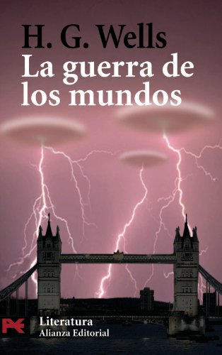 9788420658858: La guerra de los mundos (El Libro De Bolsillo / the Pocket Book) (Spanish Edition)