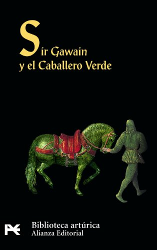 9788420659053: Sir Gawain y el caballero verde / And the Green Knight (El Libro De Bolsillo) (Spanish Edition)