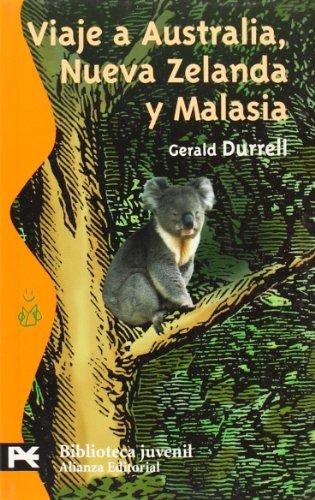 Viaje a Australia, Nueva Zelanda y Malasia: Gerald Durrell