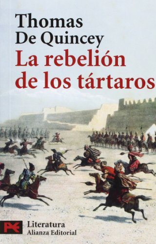 9788420659305: La rebelion de los Tartaros / The Rise of Tartars (El Libro De Bolsillo) (Spanish Edition)