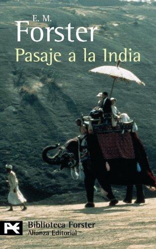 9788420659343: Pasaje a la India (Spanish Edition)