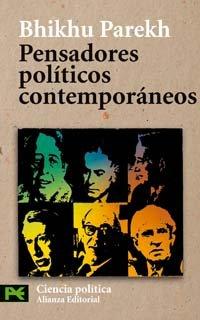 9788420659596: Pensadores políticos contemporáneos (El libro de bolsillo - Ciencias sociales)