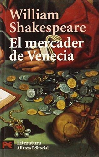 9788420659619: Mercader de venecia, el: 5681 (Bolsillo Literatura)