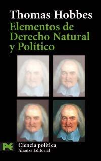 9788420659718: Elementos de Derecho Natural y Político (El Libro De Bolsillo - Ciencias Sociales)