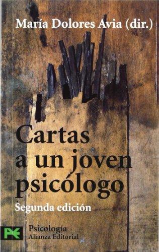 9788420659886: Cartas a un joven psicólogo: Segunda edición (El Libro De Bolsillo - Ciencias Sociales)