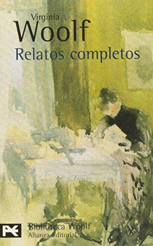 9788420659923: Relatos Completos / The Complete Shorter Fiction (Biblioteca De Autor / Author Library) (Spanish Edition)