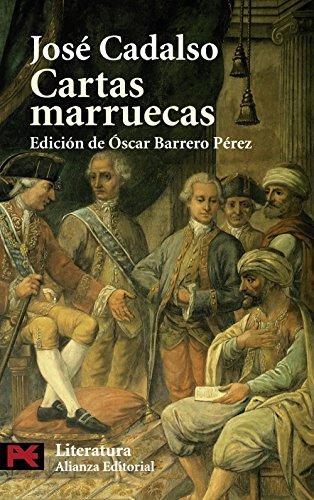 9788420660189: Cartas marruecas (El Libro De Bolsillo - Literatura)