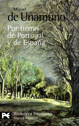 9788420660400: Por tierras de Portugal y de Espana / Around Portugal and Spain (Biblioteca De Autor/ Author Library) (Spanish Edition)