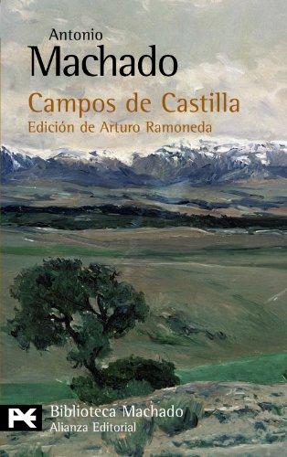 9788420660554: Campos de Castilla (El Libro De Bolsillo - Bibliotecas De Autor - Biblioteca Antonio Machado)