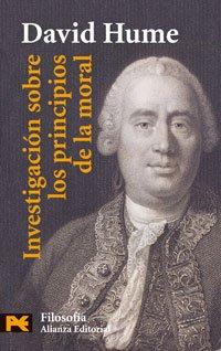 Investigacion sobre los principios de la moral / Research obout morality principles (El Libro ...
