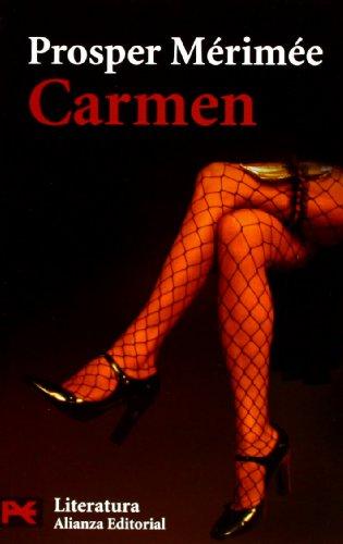 9788420660752: Carmen (Literatura / Literature) (Spanish Edition)