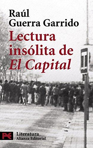 "9788420661155: Lectura insólita de ""El Capital"" (El libro de bolsillo - Literatura)"