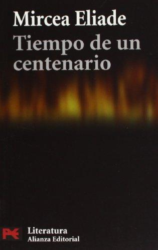 9788420661223: Tiempo de un centenario (El Libro De Bolsillo - Literatura)