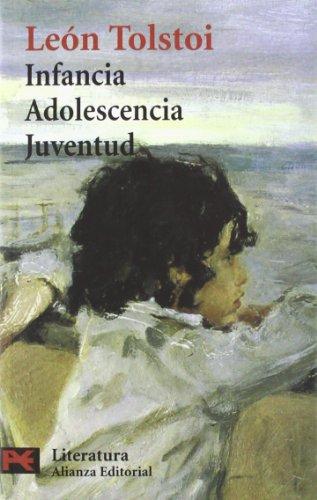 9788420661483: Infancia. Adolescencia. Juventud: (Memorias) (El Libro De Bolsillo - Literatura)