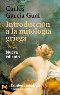 9788420661650: Introduccion a la mitologia griega. Segunda edicion (Spanish Edition)