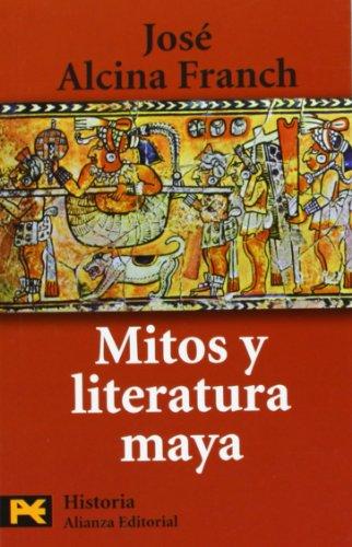9788420661674: Mitos y literatura maya (El libro de bolsillo - Humanidades)