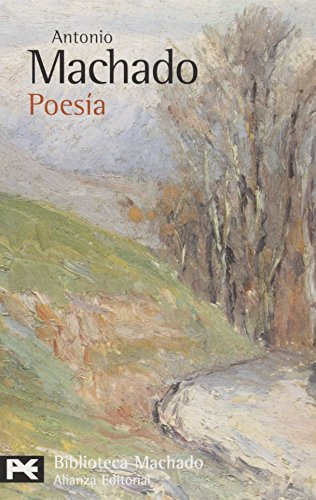 PoesÃa (El Libro De Bolsillo - Bibliotecas: Antonio Machado