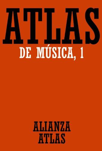 9788420662015: Atlas de música, I (Alianza Atlas (Aat))
