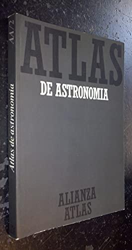 9788420662022: Atlas de Astronomia (Spanish Edition)