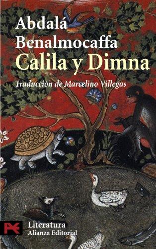 9788420662169: Calila y Dimna (El libro de bolsillo - Literatura)