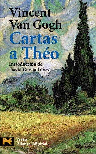 9788420662411: Cartas a Théo (El Libro De Bolsillo - Humanidades)