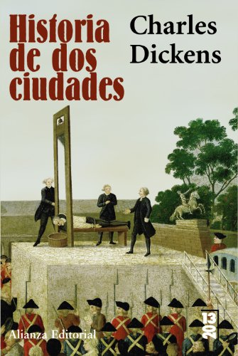 9788420662572: Historia de dos ciudades / A Tale of Two Cities (Spanish Edition)