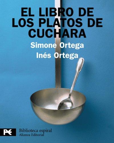 9788420662862: El libro de los platos de cuchara (El Libro De Bolsillo - Biblioteca Espiral)