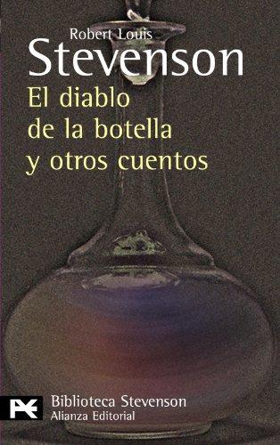 9788420662930: El diablo de la botella y otros cuentos (El Libro De Bolsillo-bibliotecas De Autor-biblioteca Stevenson) (Spanish Edition)